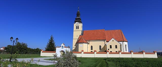 Crkva Presvetog Trojstva u Nedelišću