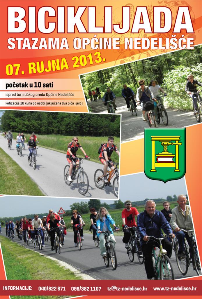 PLAKAT-Biciklijada