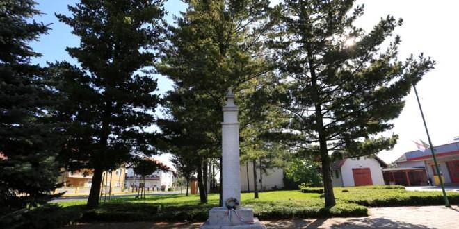 Obelisk Nikoli Zrinskom u G. Kuršancu
