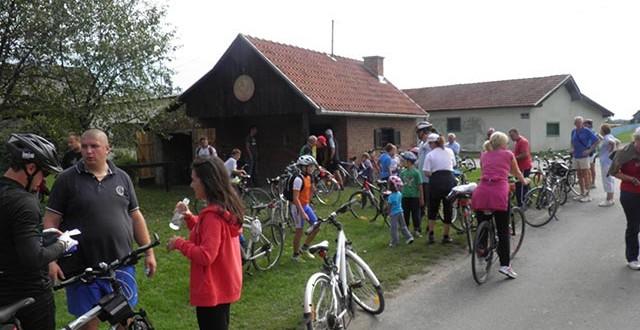 Biciklijada 'Stazama Općine Nedelišće'