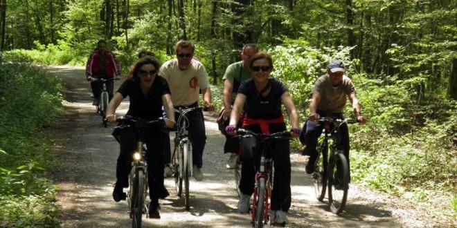 Biciklijada Nedelišće 2012