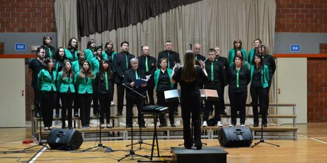 Koncert pjevačkih zborova u sklopu Glazbenih svečanosti Josip Vrhovski
