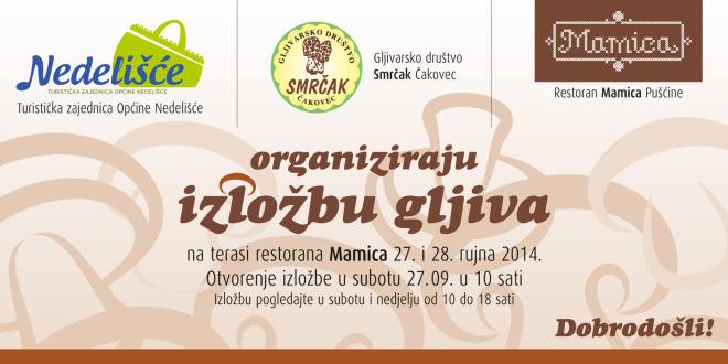 Izložba gljiva u Pušćinama 27. i 28. rujna