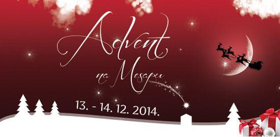 Pozivamo Vas na MESAP Advent