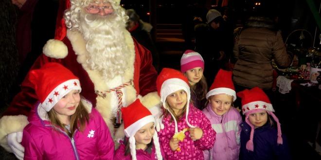 Družili smo se na Priči o Božiću