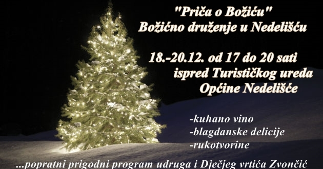 """Priča o Božiću"" – božićno druženje u Nedelišću"