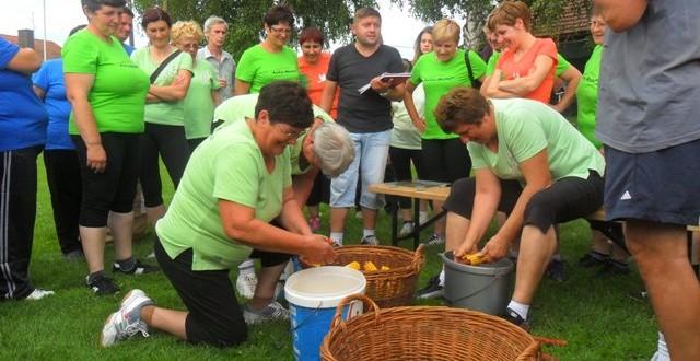20. Međimurski festival sportske rekreacije žena u Dunjkovcu