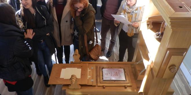 Hrvatska udruga školskih knjižničara posjetila Tiskarsku prešu u Nedelišću!