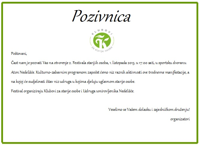 Dođite na Festival gljiva u Pušćinama ovaj vikend!