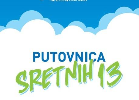 """Biciklistička akcija """"Putovnica- Sretnih 13"""""""