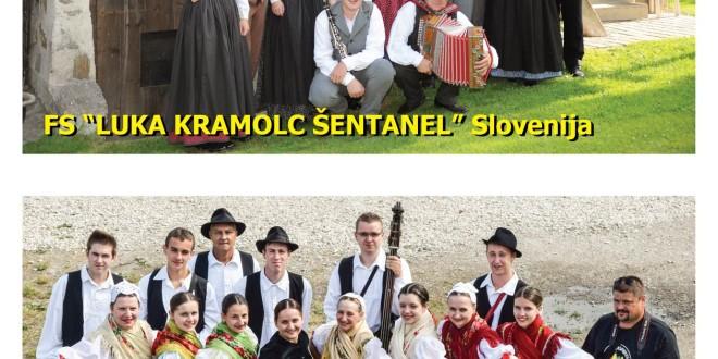 Vecer folklora u Dunjkovcu