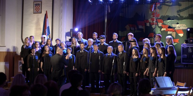 Gostovanje pjevačkog zbora Josip Vrhovski u Ravnoj Gori