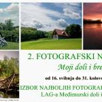 2. fotografski  natječaj-novi rok