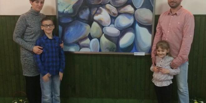 Izlozba slika u Dunjkovcu