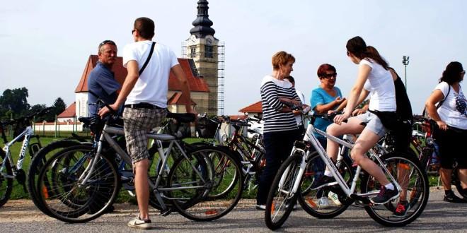 """Proljetna biciklijada """"Stazama Općine Nedelisce"""""""