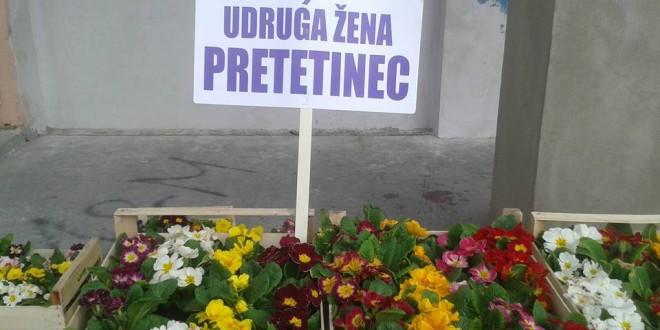 3. Sajam cvijeća 2017. u Pretetincu