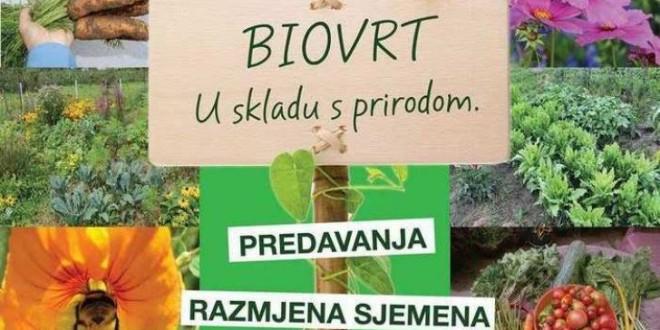 Udruga zena Pretetinec poziva na predavanje 'Vrtlarenje u skladu s prirodom'