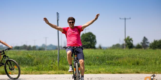 Proljetna biciklijada okupila 250 biciklista