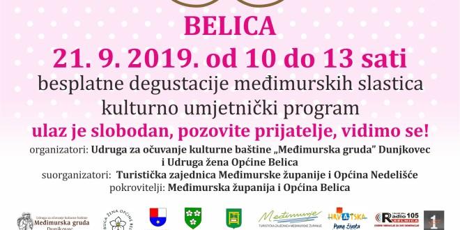 """MEĐIMURSKA GRUDA POZIVA: DOĐITE U BELICU NA """"BAKINE KOLAČE""""!"""
