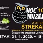 Strekari - Noc muzeja_letak
